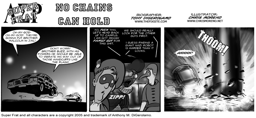 No Chains Will Hold