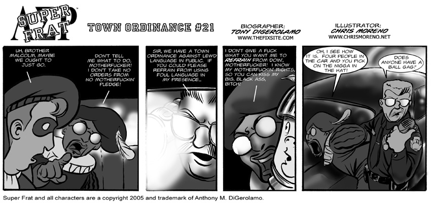 Town Ordinance #21