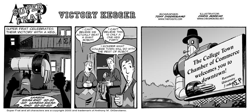 Victory Kegger