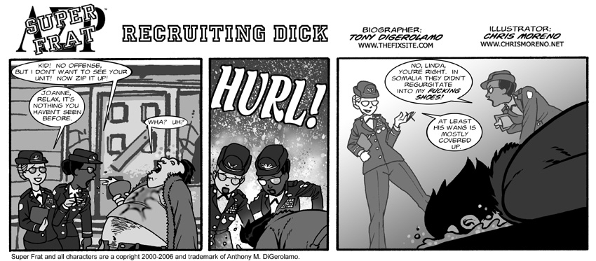 Recruiting Dick
