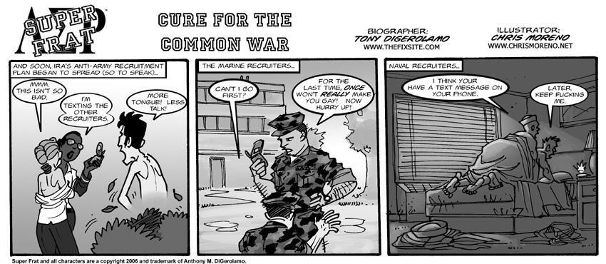 Cure For the Common War