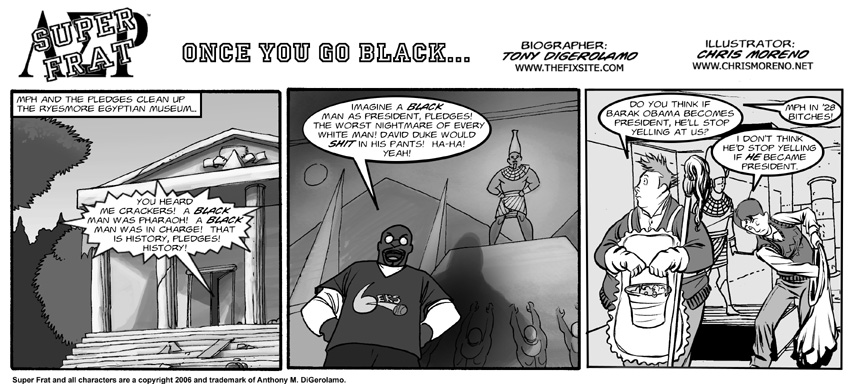 Once You Go Black…