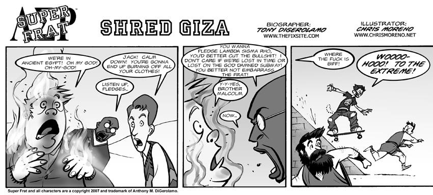 Shred Giza