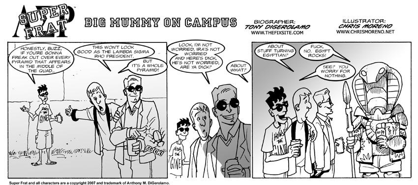 Big Mummy On Campus