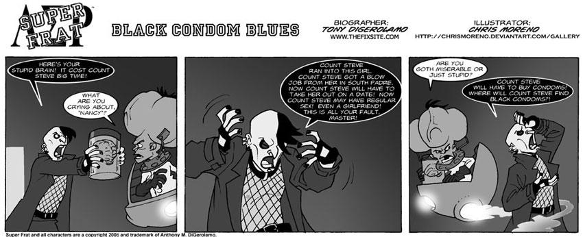 Black Condom Blues