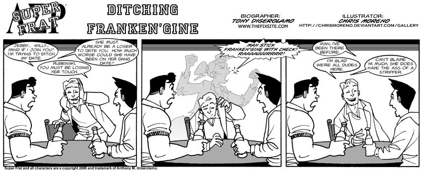 Ditching Franken'Gine