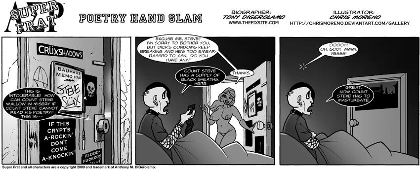Poetry Hand Slam