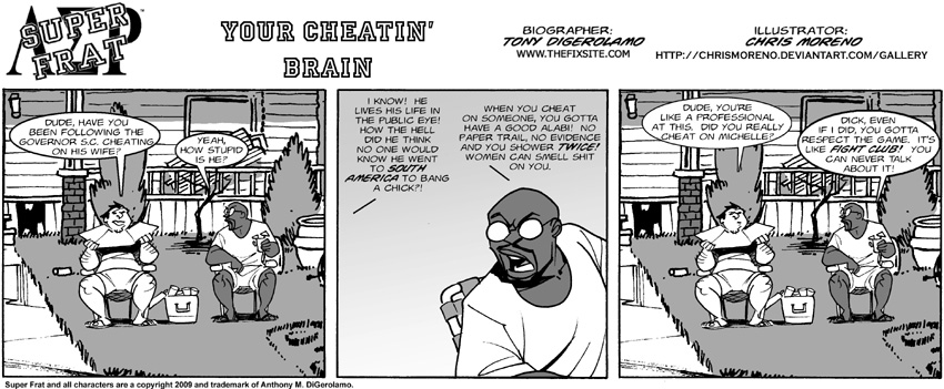 Your Cheatin' Brain