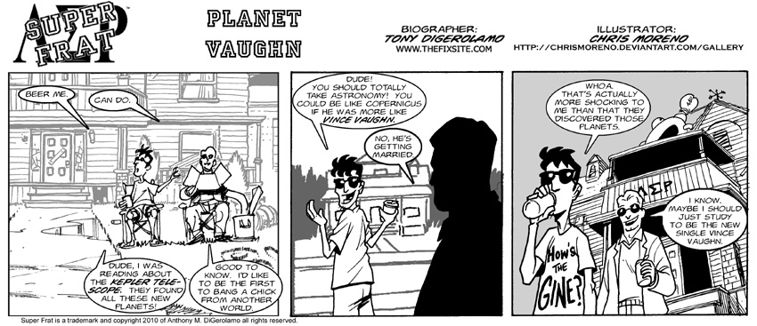 Planet Vaughn