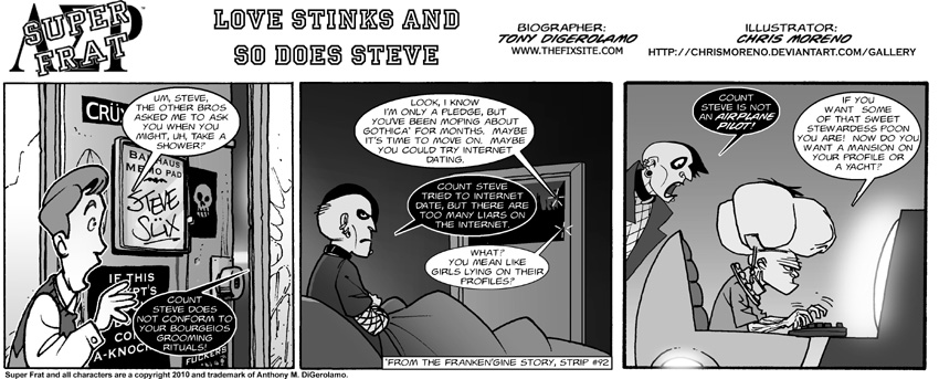 Love Stinks and So Does Steve