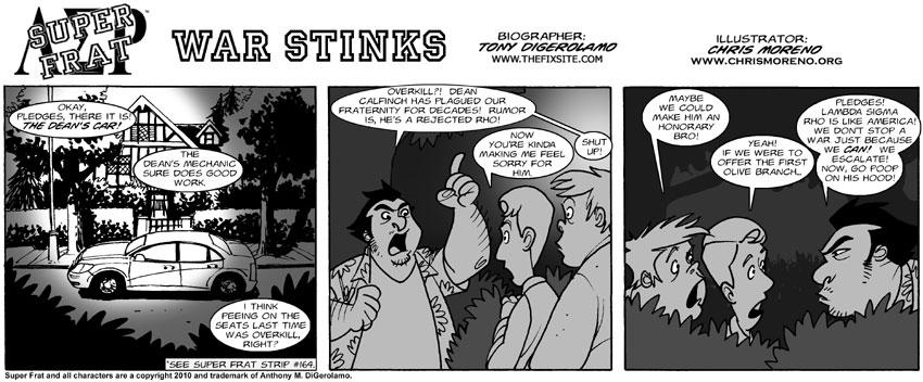 War Stinks
