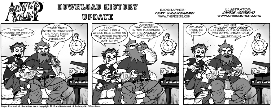 Download History Update