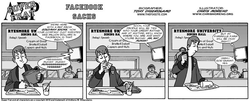 Facebook Sachs