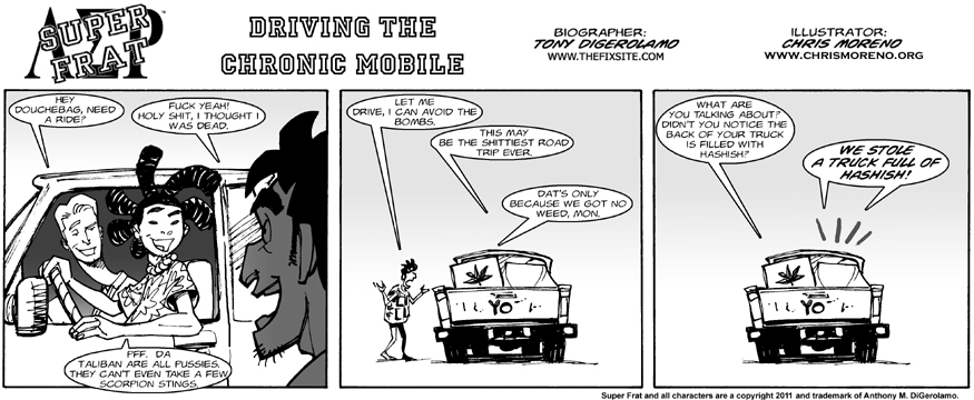 Driving the Chronic Mobile