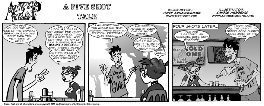 A Five Shot Talk