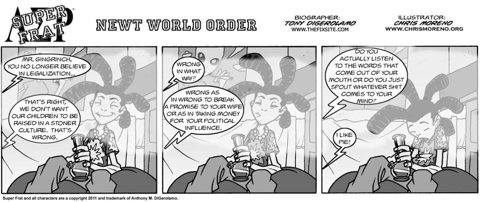 Newt World Order
