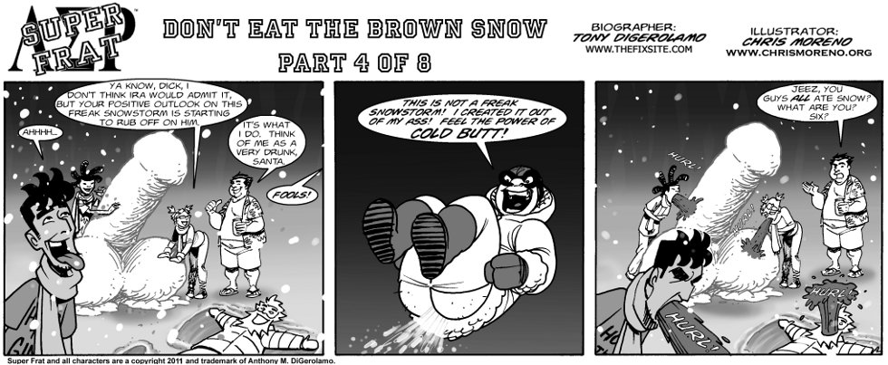 Don't Eat the Brown Snow