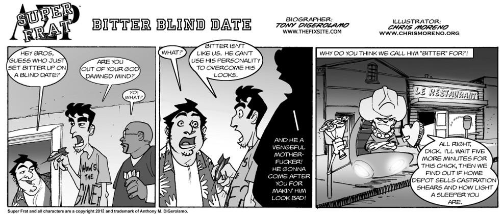 Bitter Blind Date