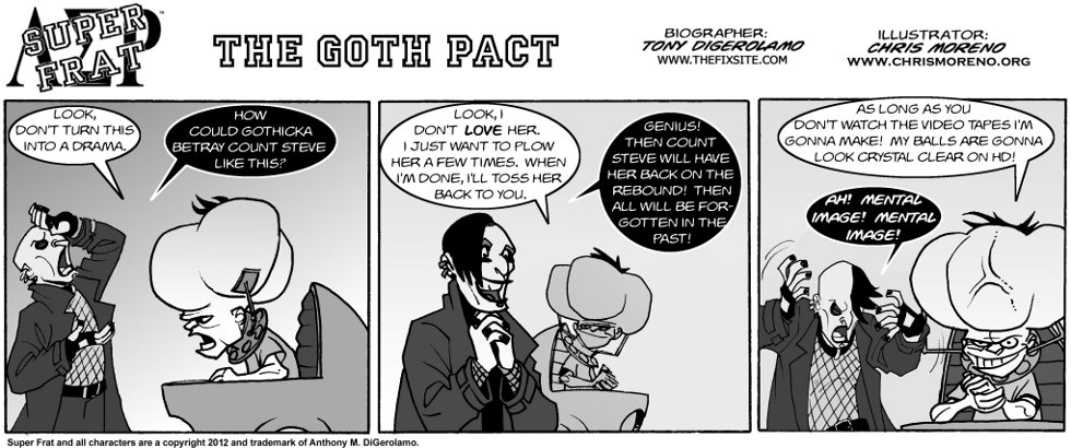 The Goth Pact