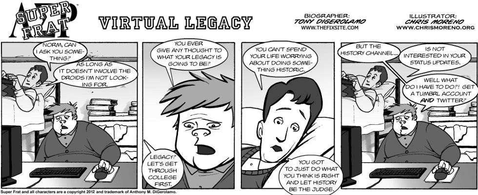 Virtual Legacy