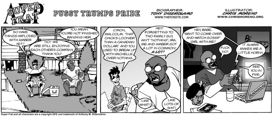 Pussy Trumps Pride
