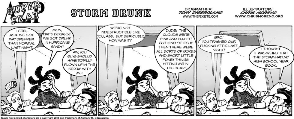 Storm Drunk
