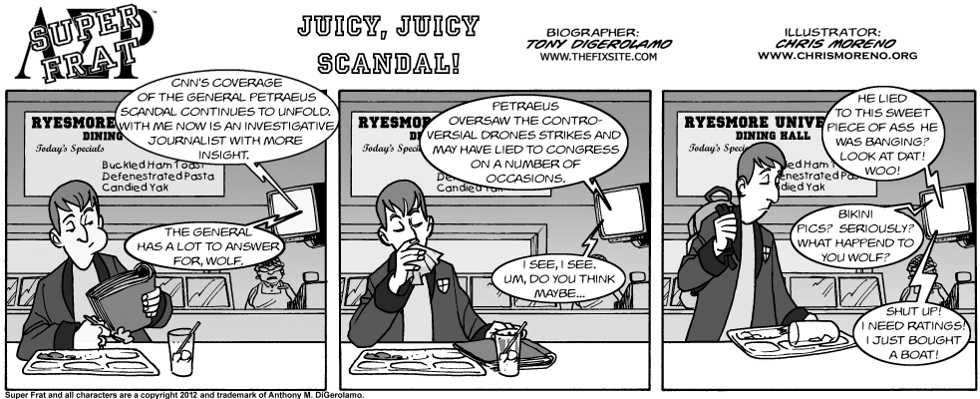 Juicy, Juicy Scandal!