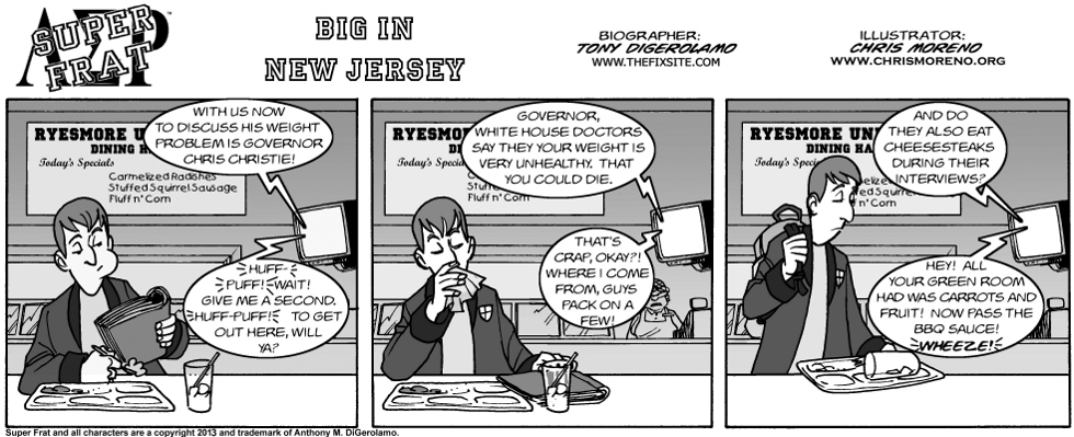 Big in New Jersey