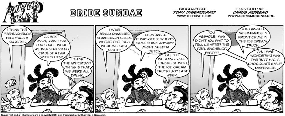 Bride Sundae
