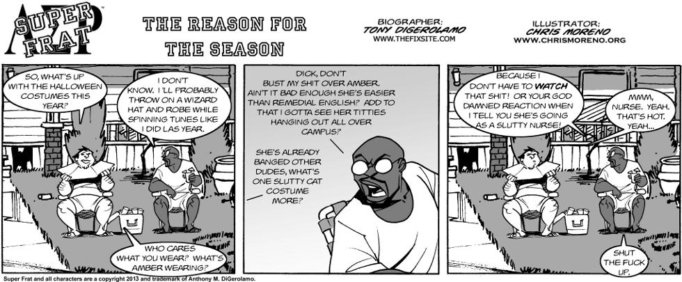 The Reason for the Season