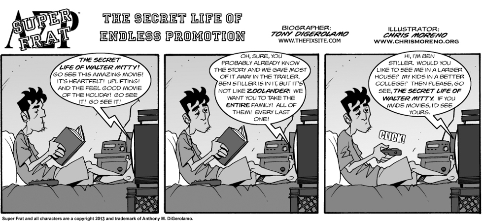 The Secret Life of Endless Promotion