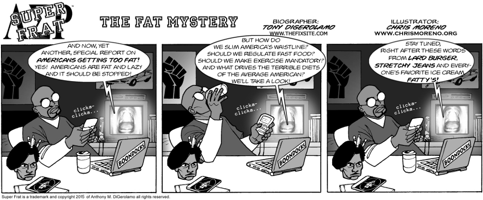 The Fat Mystery