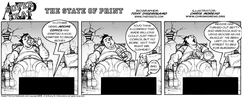 The State of Print