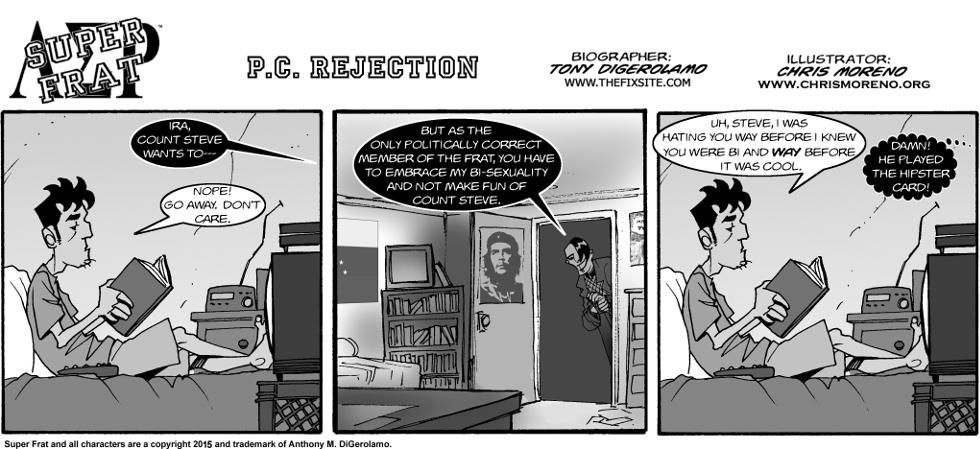 P.C. Rejection