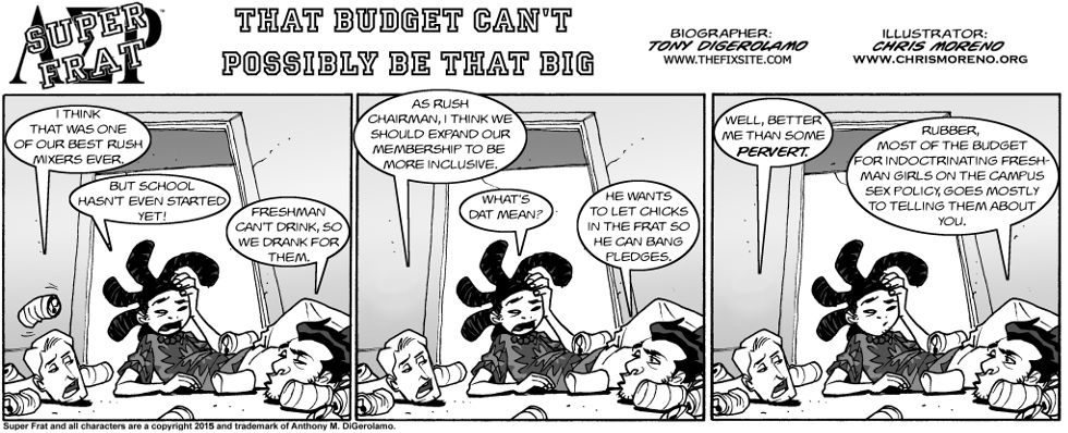 That Budget Can't Possibly Be That Big