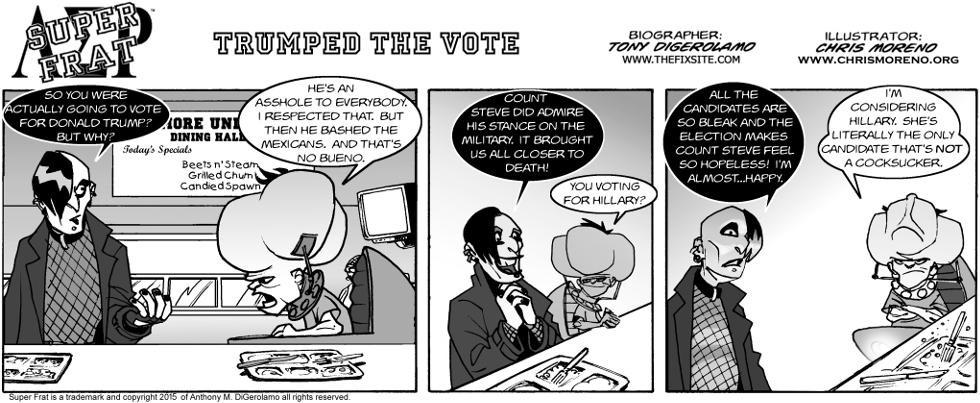 Trumped the Vote