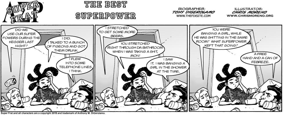 The Best Superpower