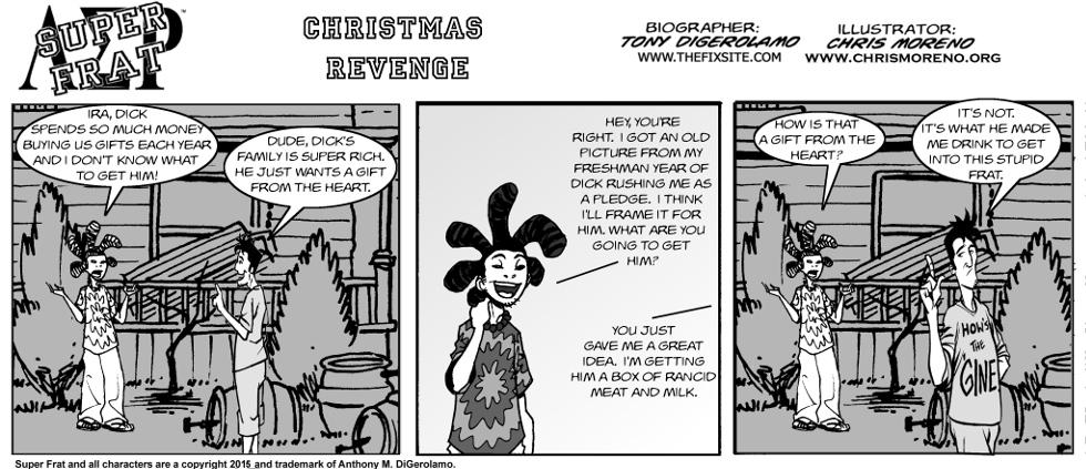 Christmas Revenge
