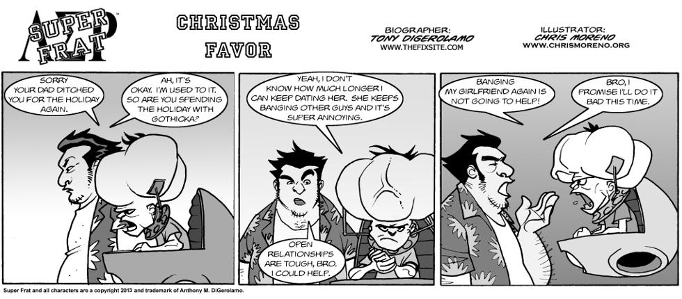 Christmas Favor