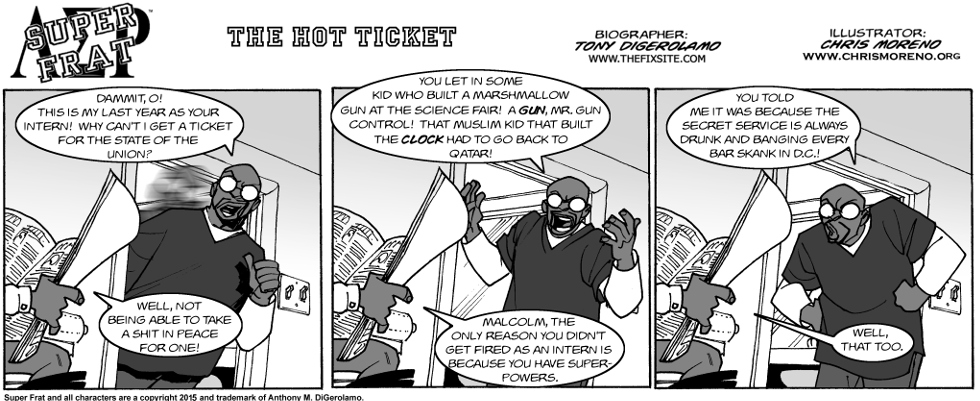 The Hot Ticket