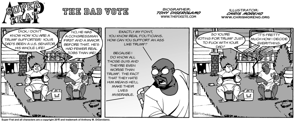 The Dad Vote