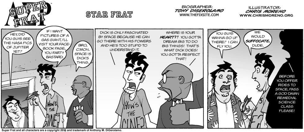 Super Frat:  Star Frat