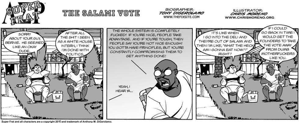 The Salami Vote