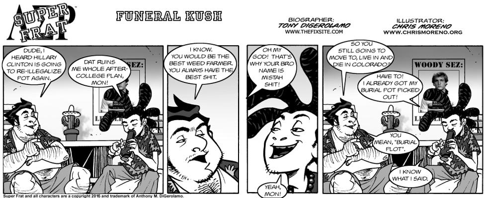 Funeral Kush