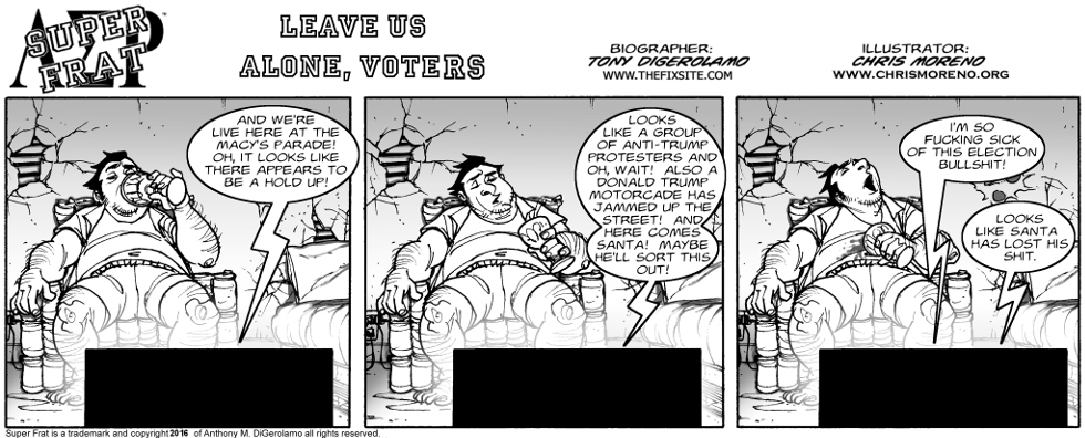 Leave Us Alone, Voters