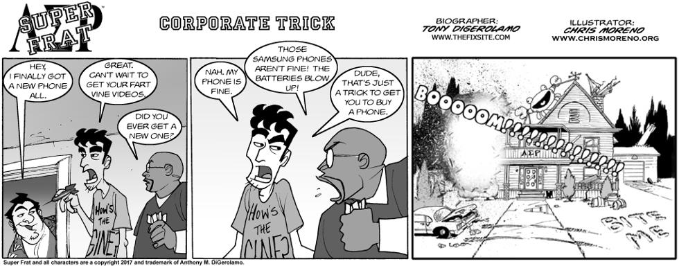 Corporate Trick
