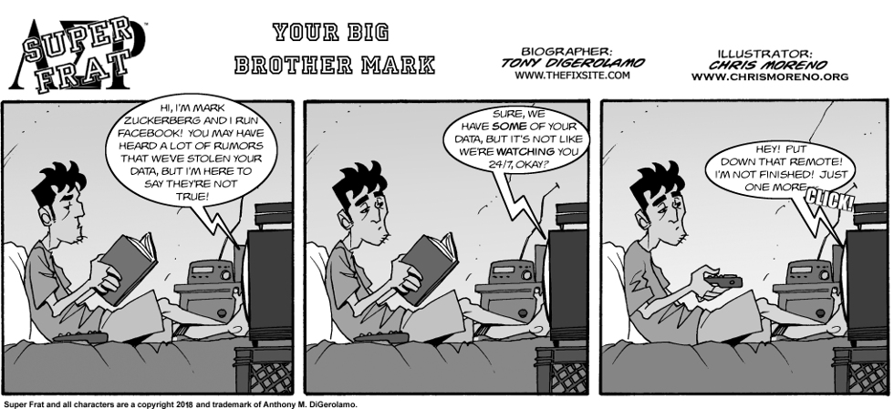 Your Big Brother Mark