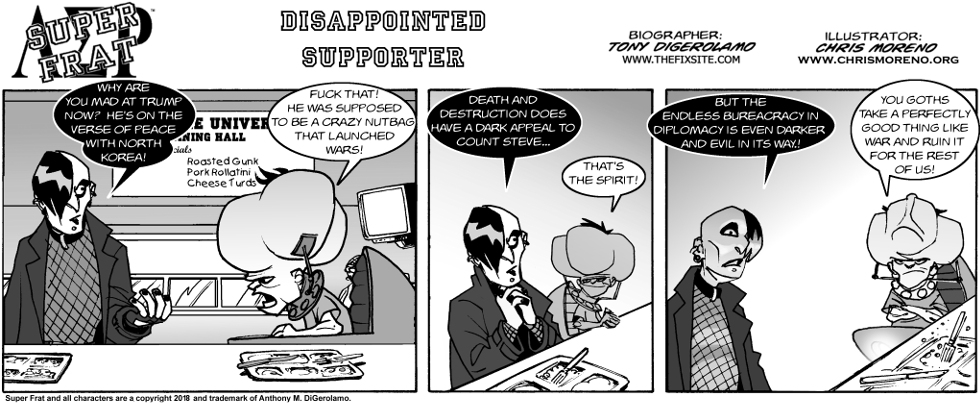 Disappointed Supporter