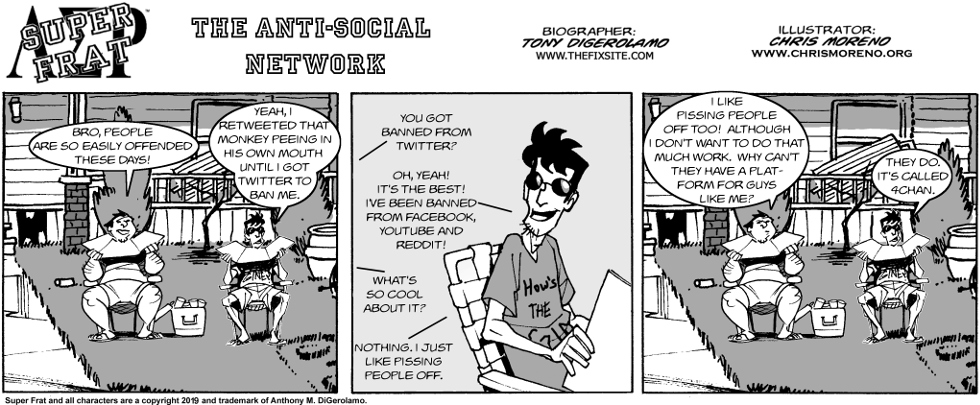 The Anti-Social Network