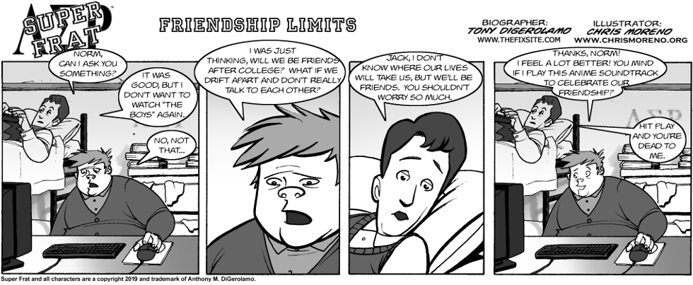 Friendship Limits